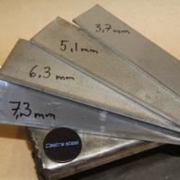 80CrV2 Knivstål 3.70 mm