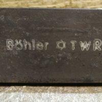 135WCrV4 1.2513 Böhler TWR stål